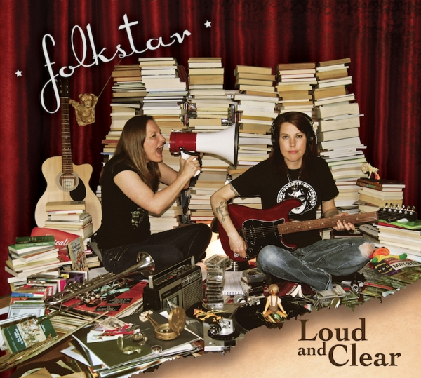 Folkstar - Loud and Clear