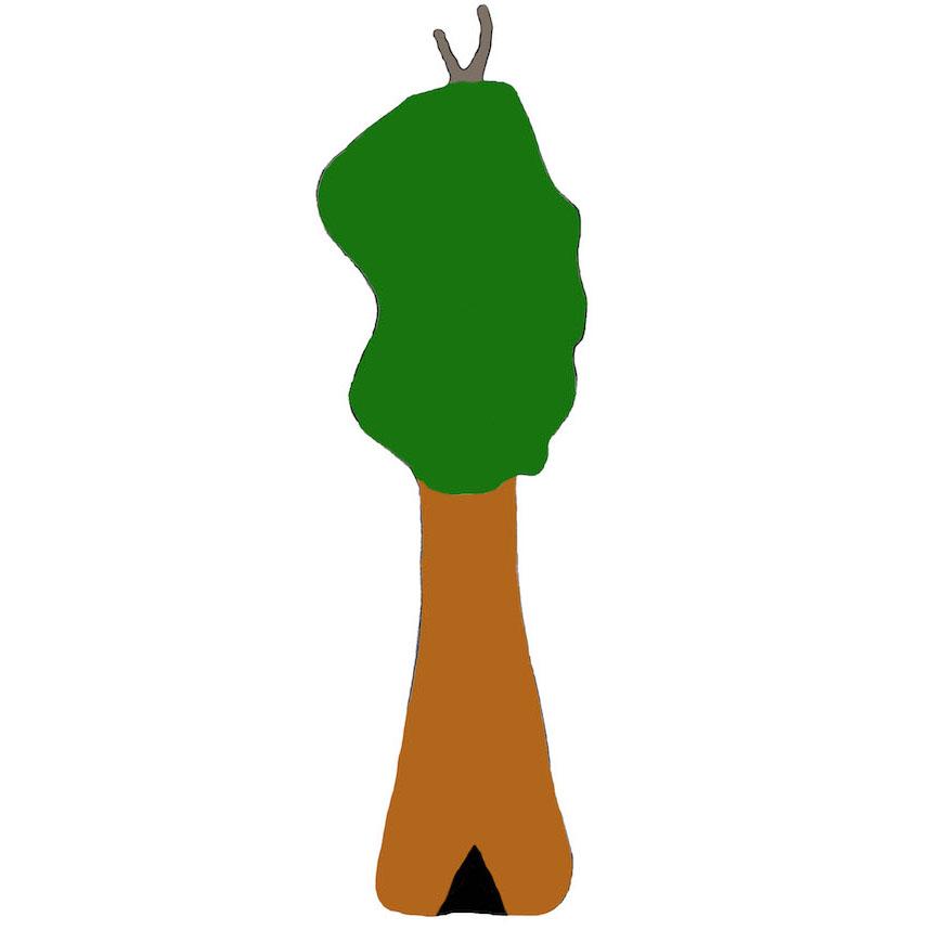 i love trees logo